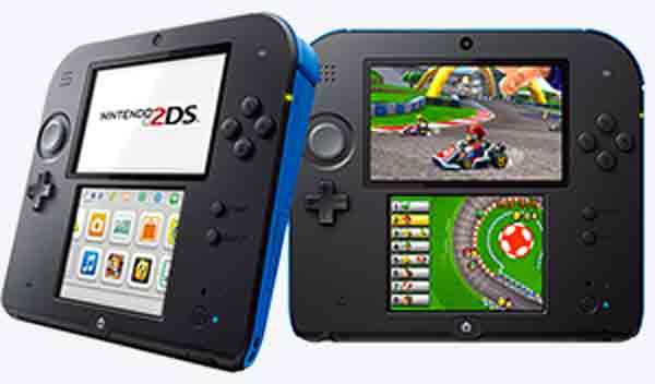 Nintendo 2DS Console