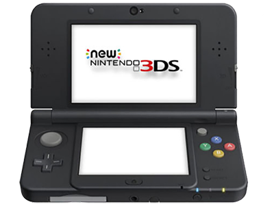 New 3DS Console