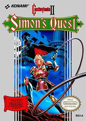 Castlevania II: Simon's Quest™