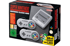 Mini SNES Box