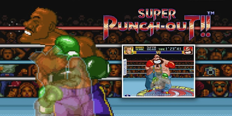 Super Punch-Out!