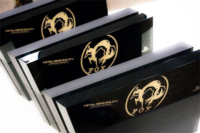 Metal Gear Solid Limited Edition PS4