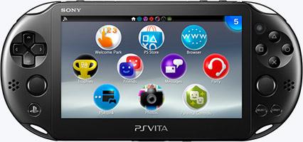 PS Vita Handheld Console