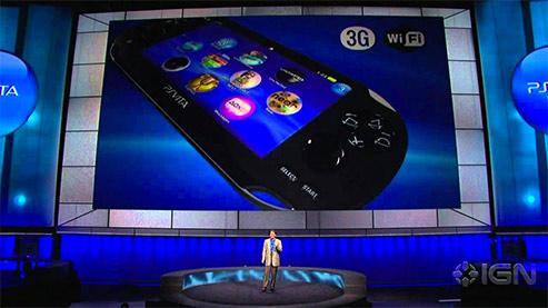 E3 2011 Vita Showcase