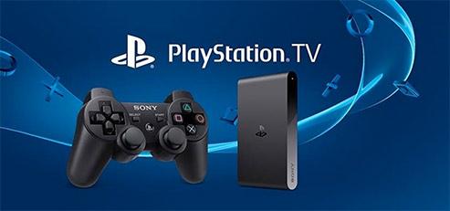 PlayStation TV on Vita