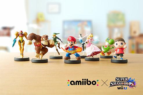 Amiibo Figures