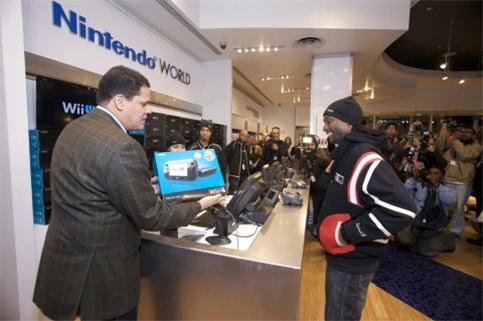 Nintendo Wii U Released