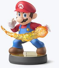 Nintendo Mario Character Amiibo