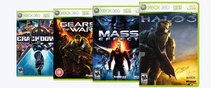 Xbox 360 Classic Games