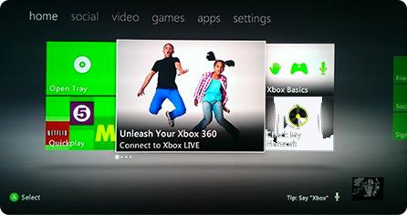 Xbox 360 Entertainment