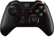 Wireless Controller: Black