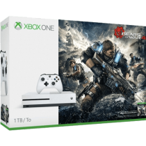 Xbox One S + Gears Of War 4 for just $274.95