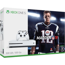 Xbox One S + Madden NFL 18 for just $260.69