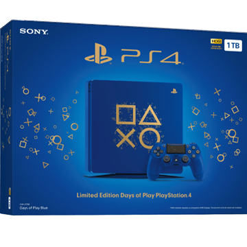 PS4 Slim for just $365.00