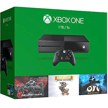 Xbox One Standard for just $384.00