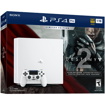 PS4 Pro + Destiny 2 for just $399.97