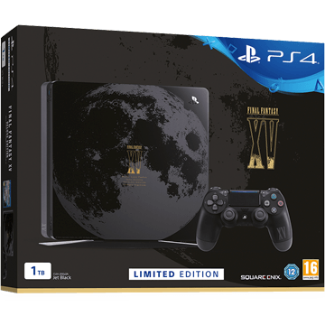 PS4 Slim + Final Fantasy XV for just $699.99