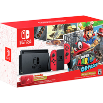 Nintendo Switch Switch + Super Mario Odyssey for just $479.98
