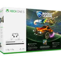 Xbox One S + Rocket League for just $297.00