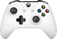 Xbox One Wireless Controller: White