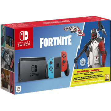 Nintendo Switch Switch + Fortnite for just $469.51