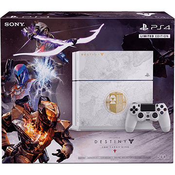 PS4 Standard + Destiny: The Taken King for just $379.35