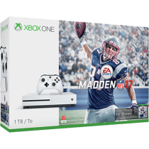 Xbox One S + Madden NFL 17 for just $249.99