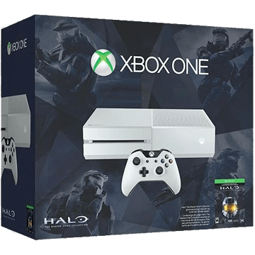 Xbox One Standard + Halo: Master Chief Collection for just $467.86