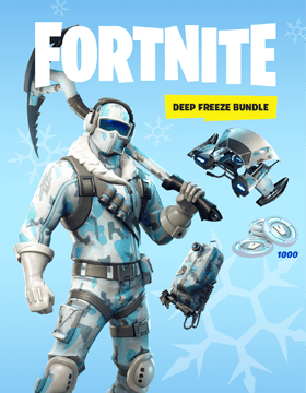 Fortnite: Deep Freeze