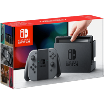 Grey Nintendo Switch 32GB from amazon.com for $299.00