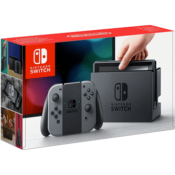 Nintendo Switch Switch + Nintendo eShop $35 Digital Card for just $299.99
