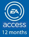 12 Months EA Access