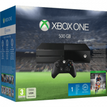 Xbox One Standard + FIFA 16 + 1 Month EA Access for just £350.00
