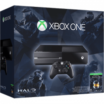 Xbox One Standard + Halo: Master Chief Collection for just £315.49