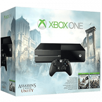Xbox One Standard + Assassin's Creed: Unity + Assassin's Creed: Black Flag for just $449.09