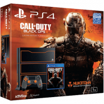 PS4 Standard + Call of Duty: Black Ops III for just $499.99