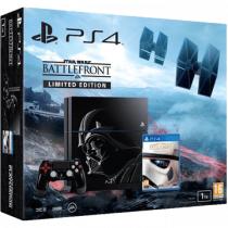 PS4 Standard + Star Wars: Battlefront for just $599.00