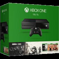 Xbox One Standard + Tom Clancy's Rainbow Six: Siege for just $460.80