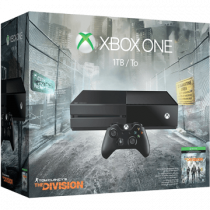 Xbox One Standard + Tom Clancy's The Division for just $264.35