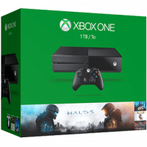 Xbox One Standard bundled with 4 additional items for just $399.99