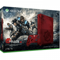 Xbox One S + Gears Of War 4 for just $399.99