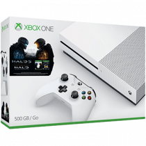 Xbox One S + Halo: Master Chief Collection + Halo 5: Guardians for just £263.00