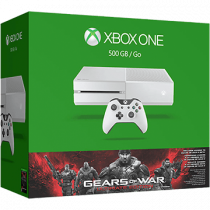 Xbox One Standard + Gears of War: Ultimate Edition for just $264.98