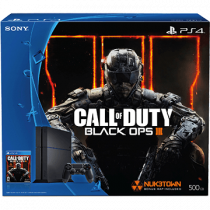 PS4 Standard + Call of Duty: Black Ops III for just $419.95