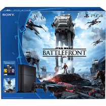 PS4 Standard + Star Wars: Battlefront for just $469.00