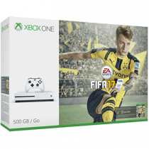 Xbox One S + FIFA 17 for just $299.00