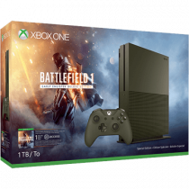 Xbox One S + Battlefield 1 for just $299.00