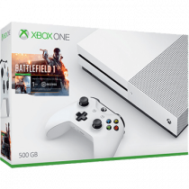 Xbox One S + Battlefield 1 for just £279.99