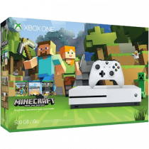 Xbox One S + Minecraft for just $269.99
