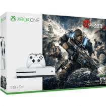 Xbox One S + Gears Of War 4 for just $349.99